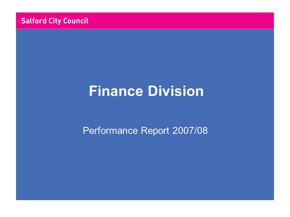 Key Performance Benchmarking Data (5) - Audit and Risk Management CIPFA Benchmarking 2007 (2006/07 performance) - cost per £m gross turnover £695 = 41% below average - annual chargeable days per auditor 164 days = 6% below avge - audit days per £m gross turnover = 3.54 vs 4.32 average