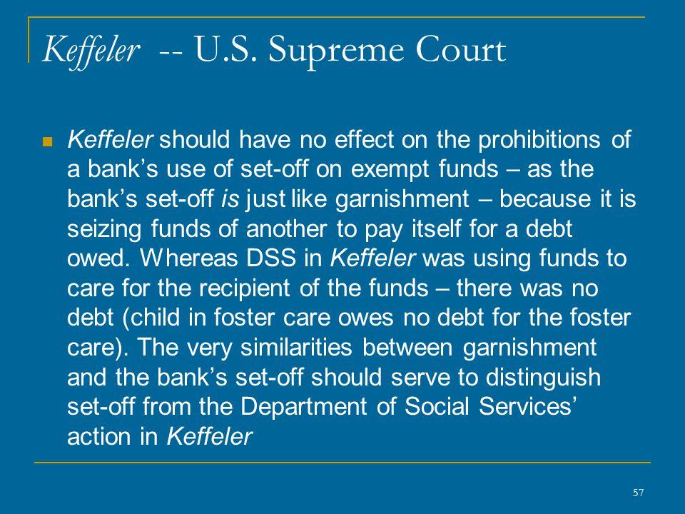 57 Keffeler -- U.S.
