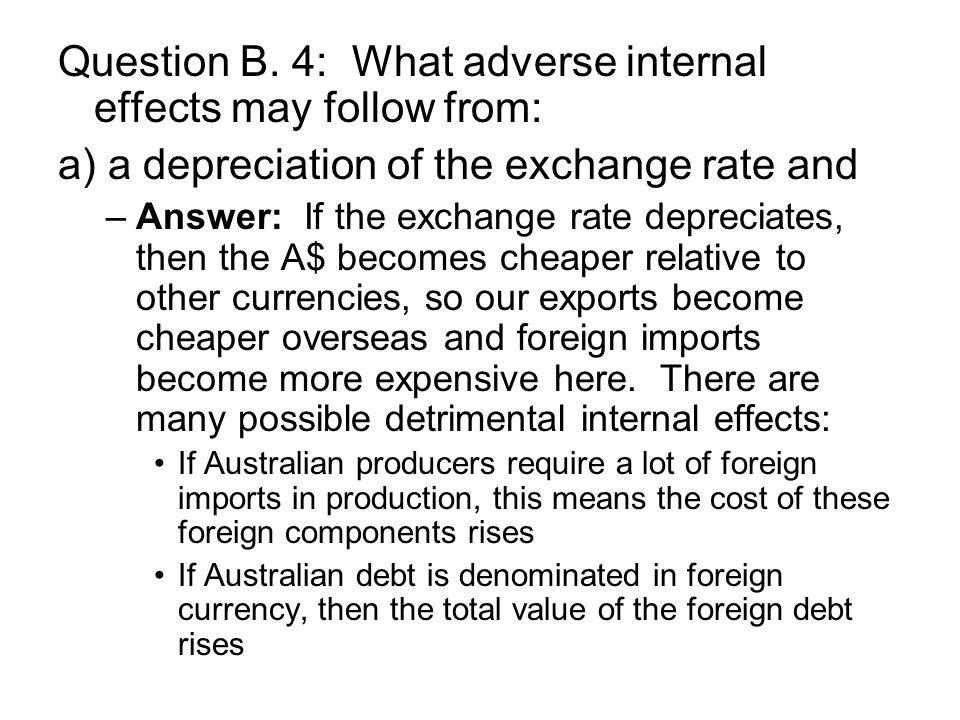 Question B.