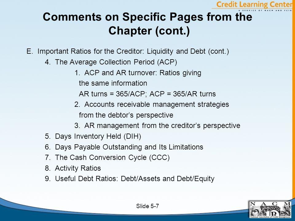 Razzle-Dazzle Electronics: ACP and DIH Slide 5-18