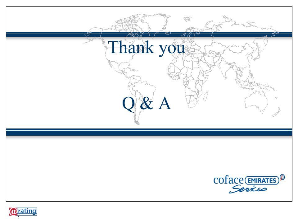 Thank you Q & A 13