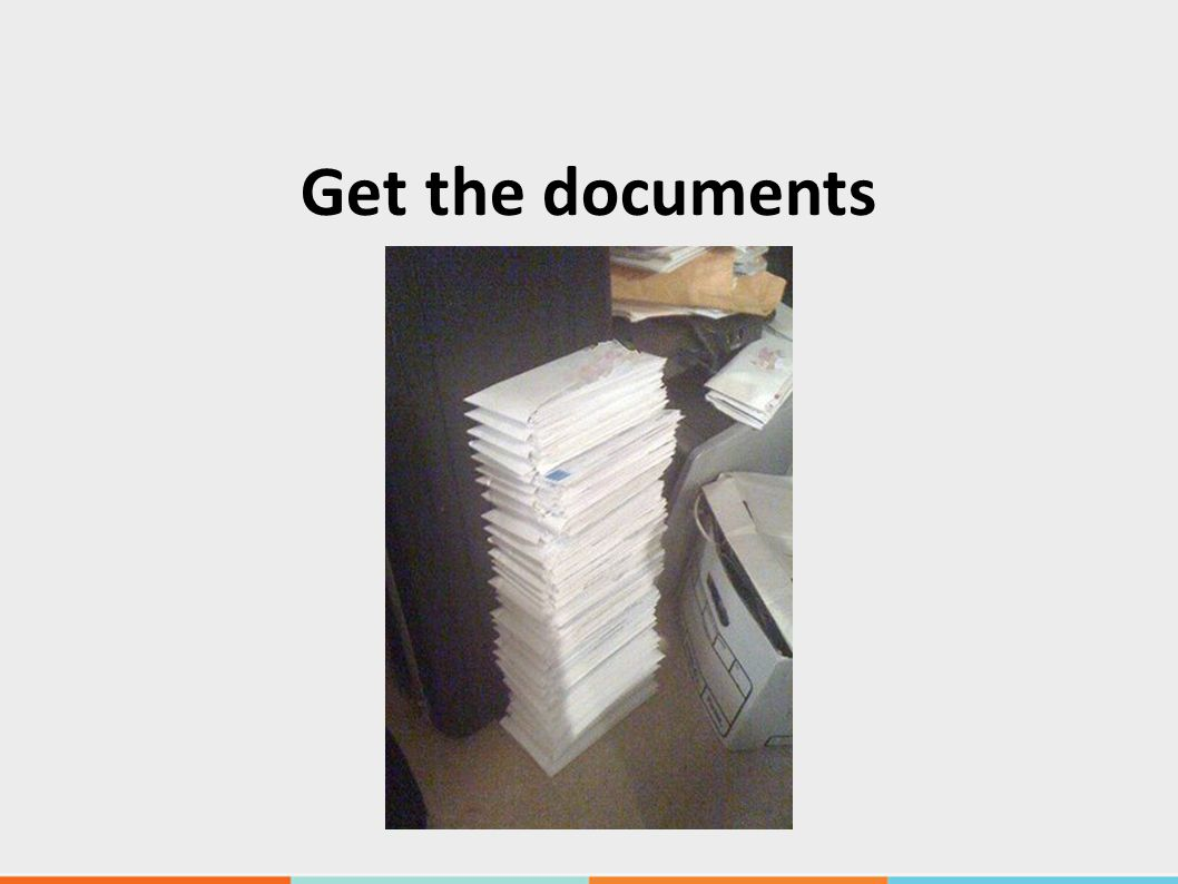 Get the documents