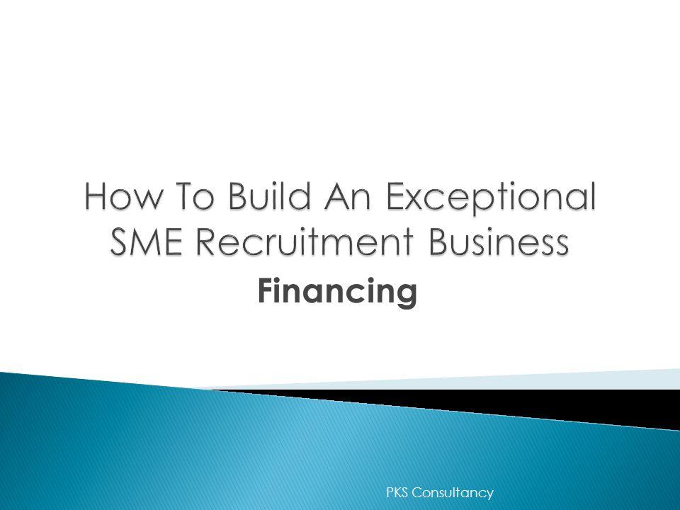 Financing PKS Consultancy