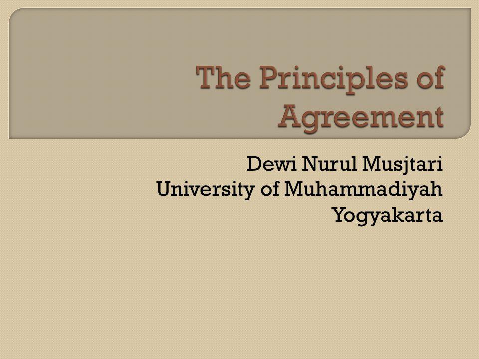 Dewi Nurul Musjtari University of Muhammadiyah Yogyakarta