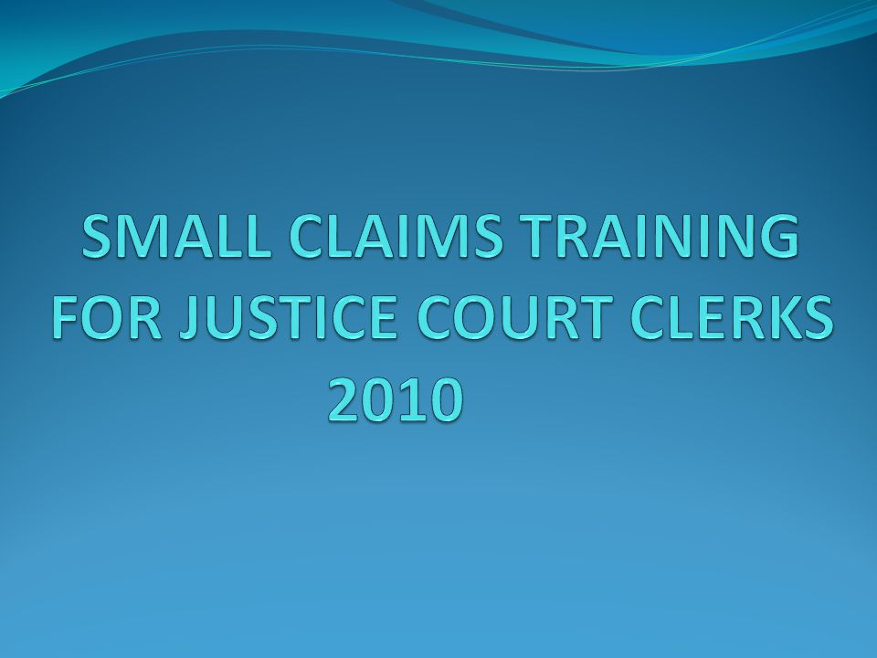 Small Claims Information: http://www.utcourts.gov/howto/smallclaims/ Utah Codes: http://www.le.state.ut.us/Documents/code_const.htm Mediation: http://www.utcourts.gov/mediation/roster/bios.asp Legal advice for parties: http://www.utcourts.gov/howto/legalclinics/ Small Claims Rules: http://www.utcourts.gov/resources/rules/srpe/