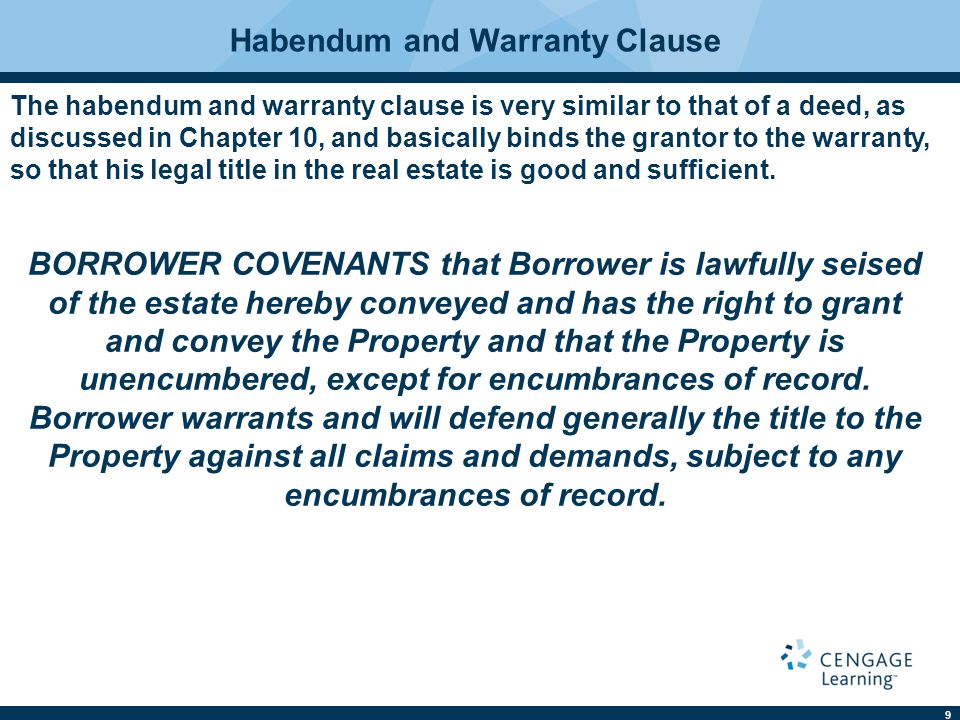 30 Installment Sale Contracts Provides for seller financing pursuant to the terms of the installment land contract.