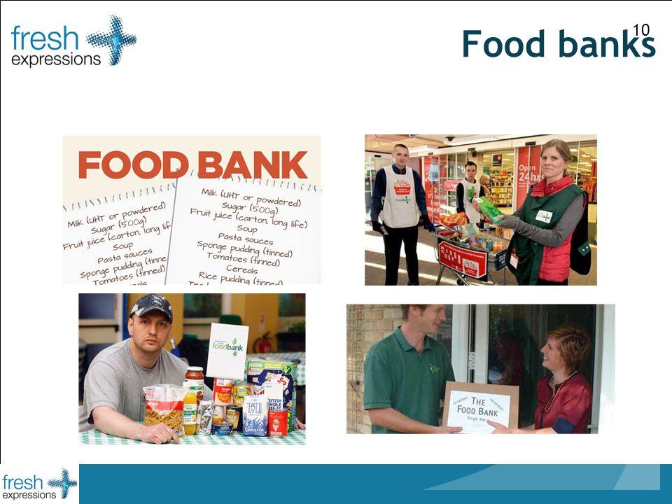 Food banks 10