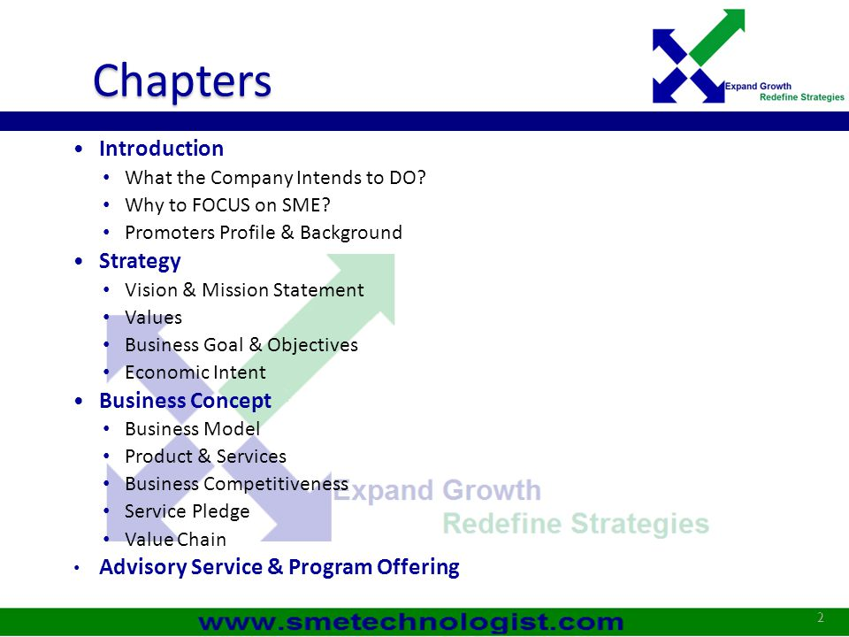 BUSINESS CONCEPT 13