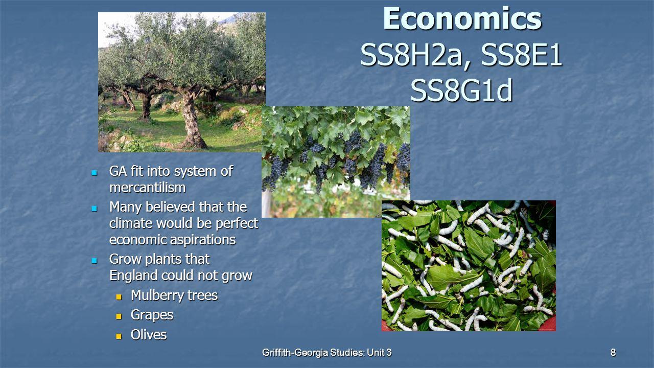 9 Economics Continued (Climate) Why Choose Georgia.