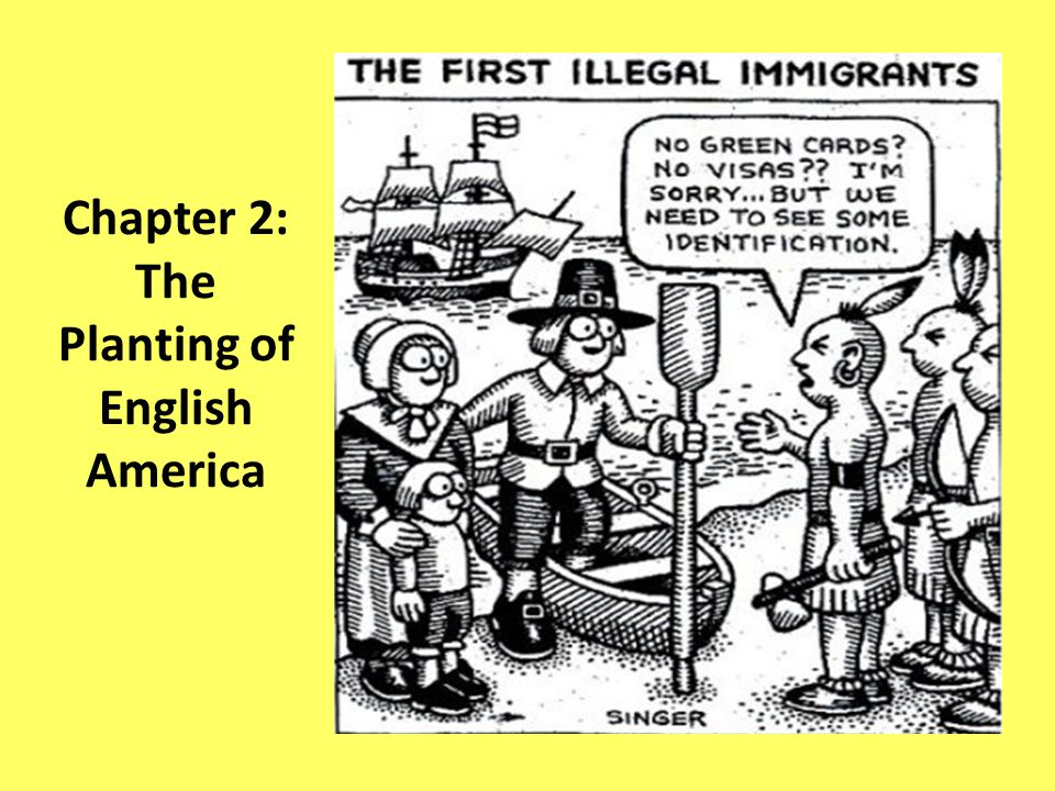 Chapter 2: The Planting of English America