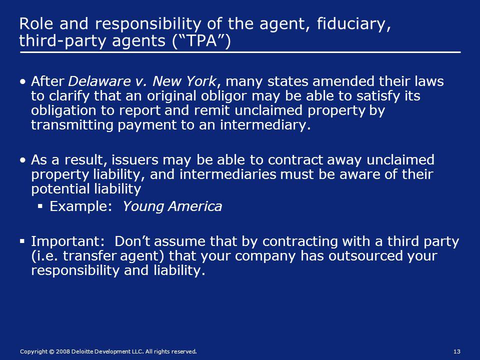 Copyright © 2008 Deloitte Development LLC.