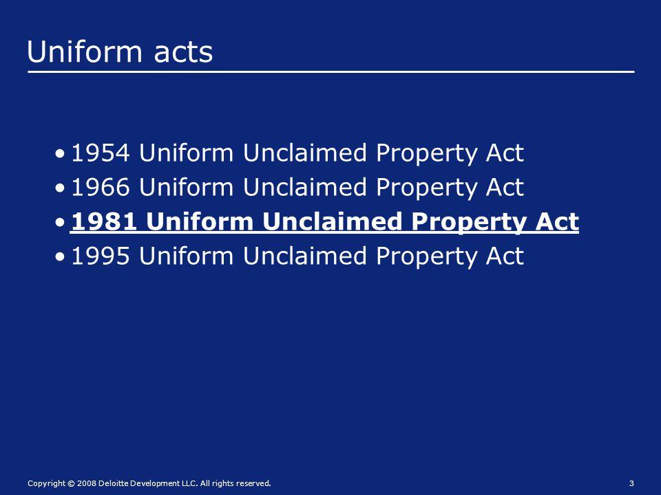 Copyright © 2008 Deloitte Development LLC.All rights reserved.4 U.S.