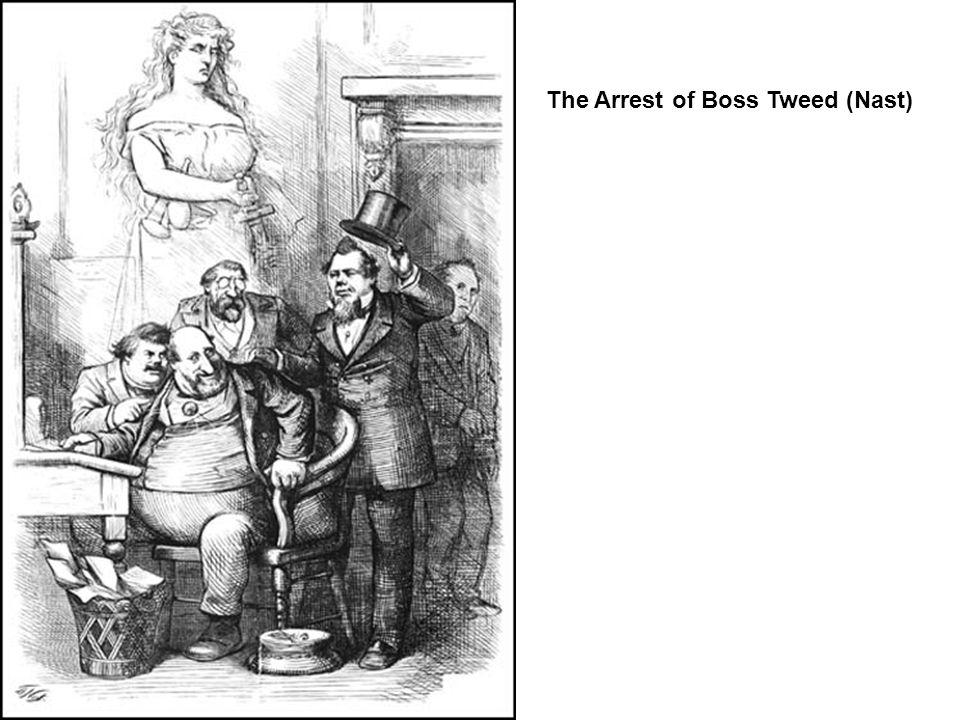 The Arrest of Boss Tweed (Nast)