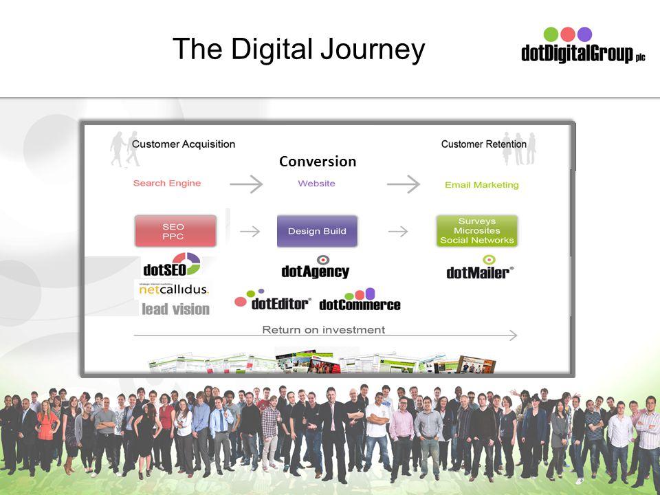 The Digital Journey 4 Conversion