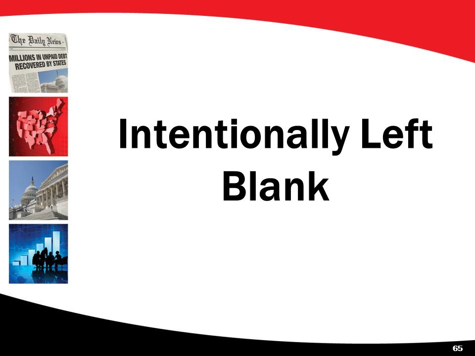 Intentionally Left Blank 65