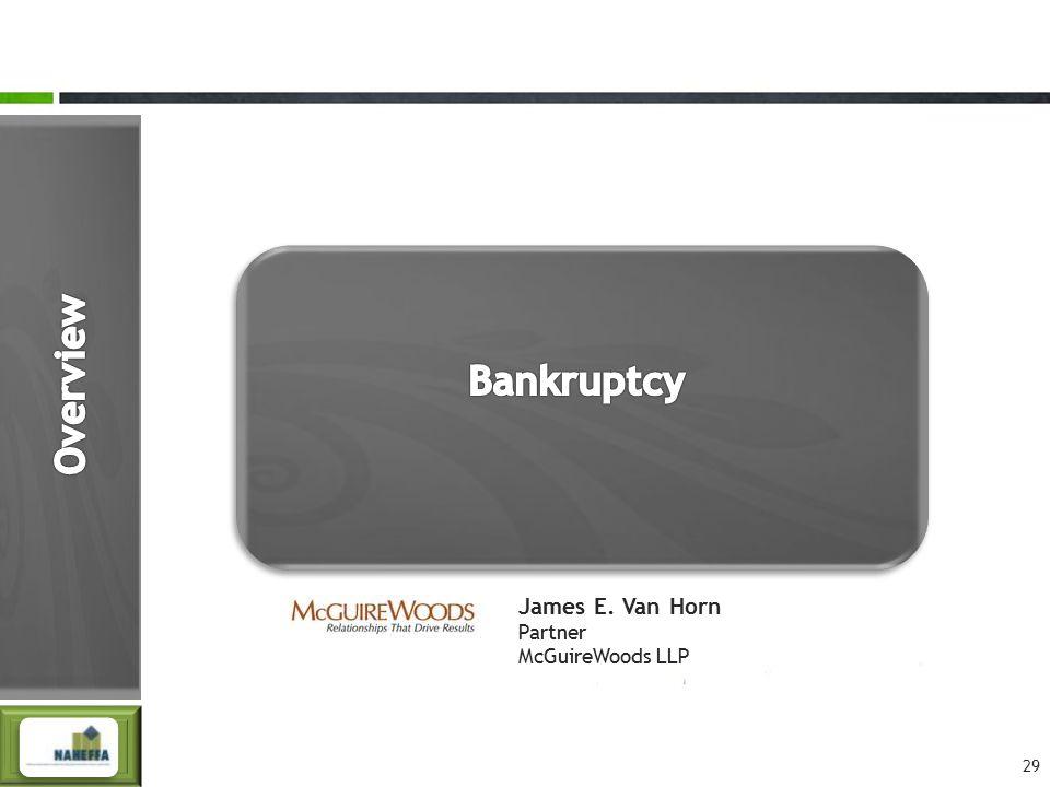 29 James E. Van Horn Partner McGuireWoods LLP