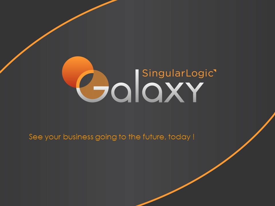 See your business going to the future, today !