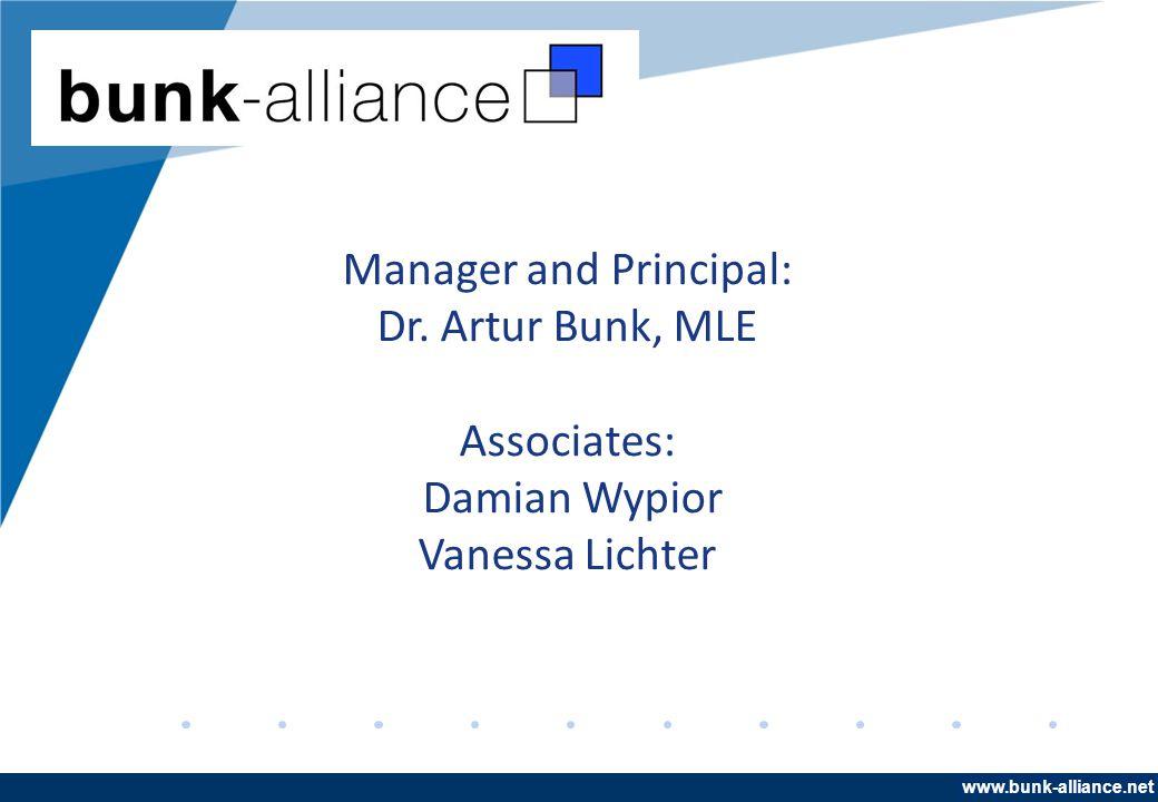www.company.com Manager and Principal: Dr.