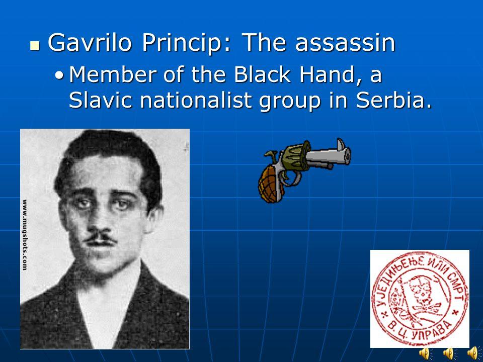 Where's Sarajevo