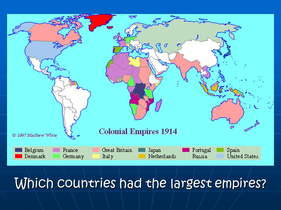 Imperialism Industrial Europe competed for raw materials and new markets.