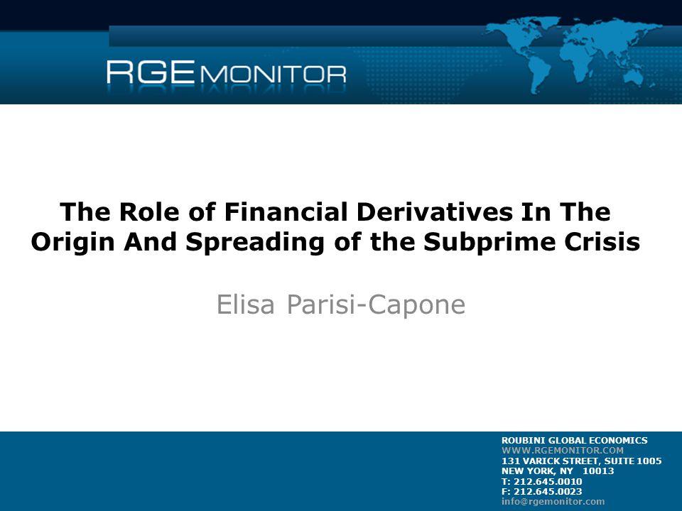 Content 1.Macroeconomic Environment 2. Financial Innovation 3.
