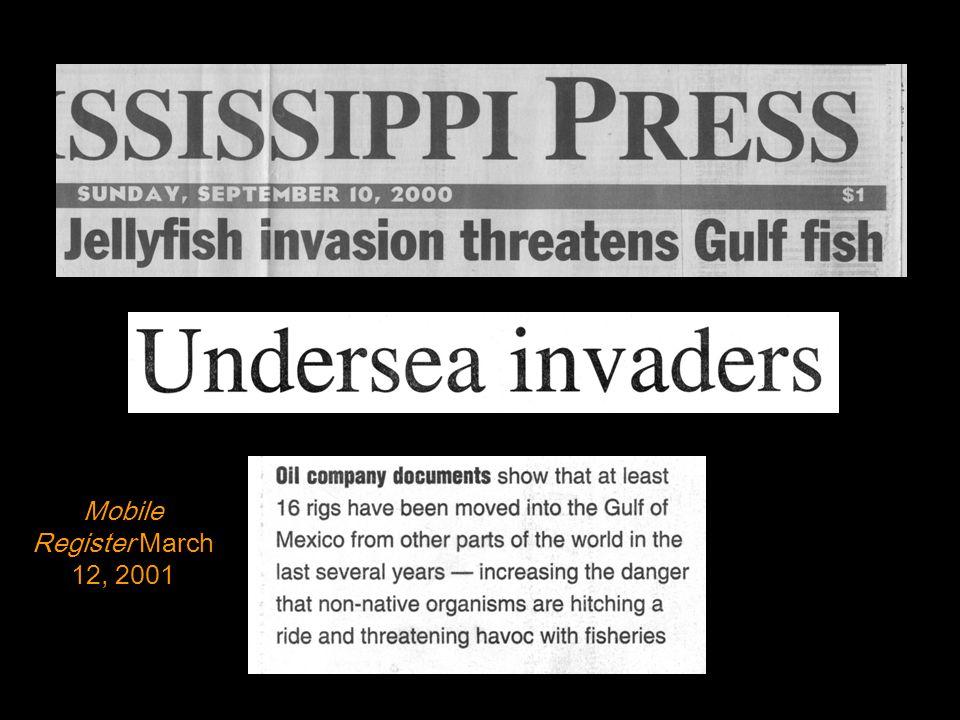 Mobile Register March 12, 2001