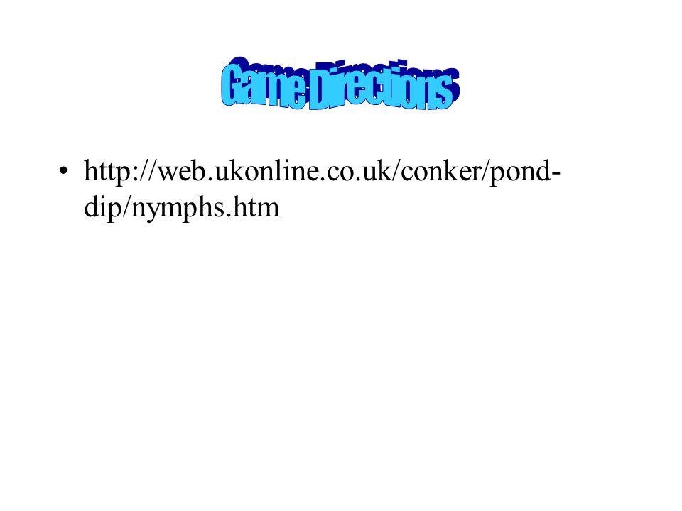 http://web.ukonline.co.uk/conker/pond- dip/nymphs.htm