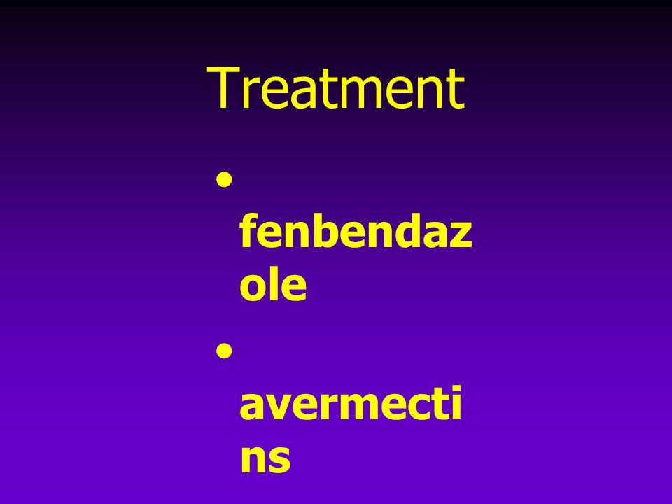 Treatment fenbendaz ole avermecti ns