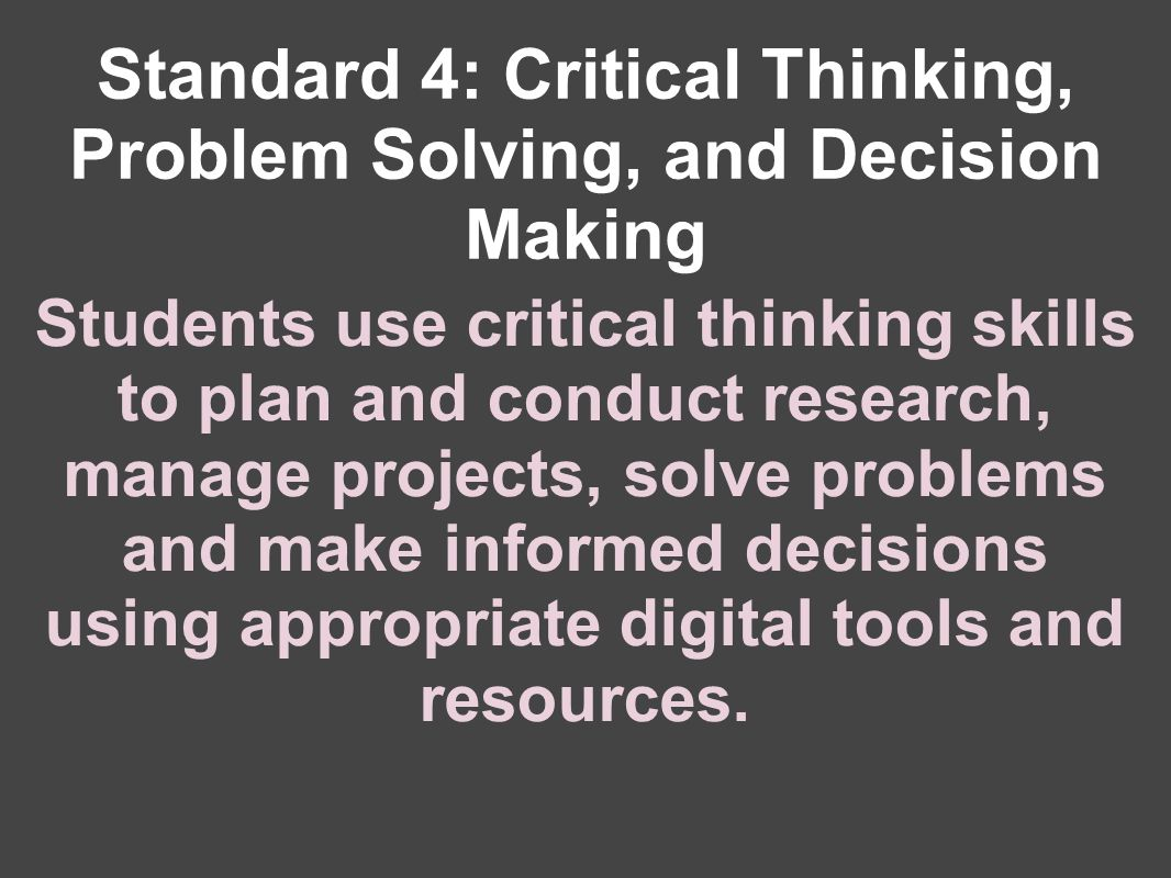 problem solving critical thinking skills Why stem success starts with critical thinking, problem-solving skills.