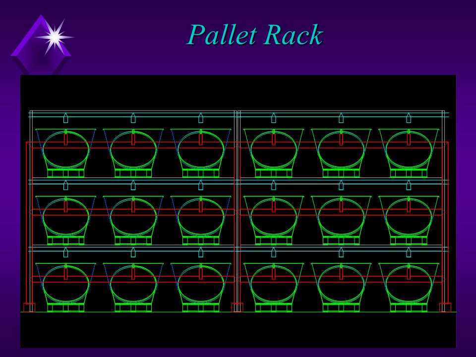 49 Pallet Rack