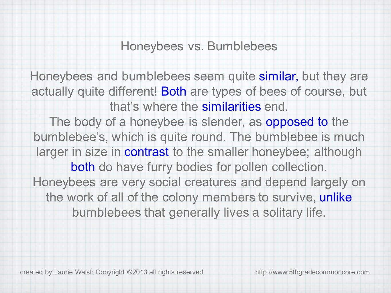 Honeybees vs.