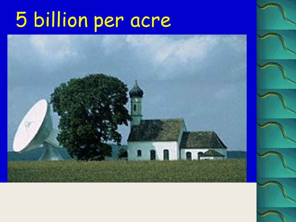 5 billion per acre
