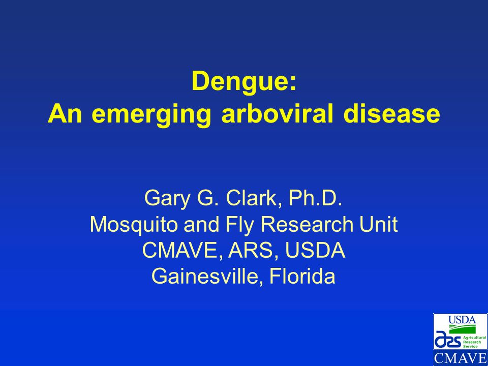 n Presence of competent mosquito vector n Large, susceptible human population n Conditions supporting abundant mosquito population n Frequent introduction of dengue viruses n Ineffective vector control programs Why has dengue emerged in the Americas?