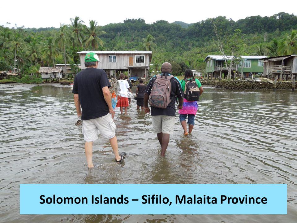 Solomon Islands – Sifilo, Malaita Province