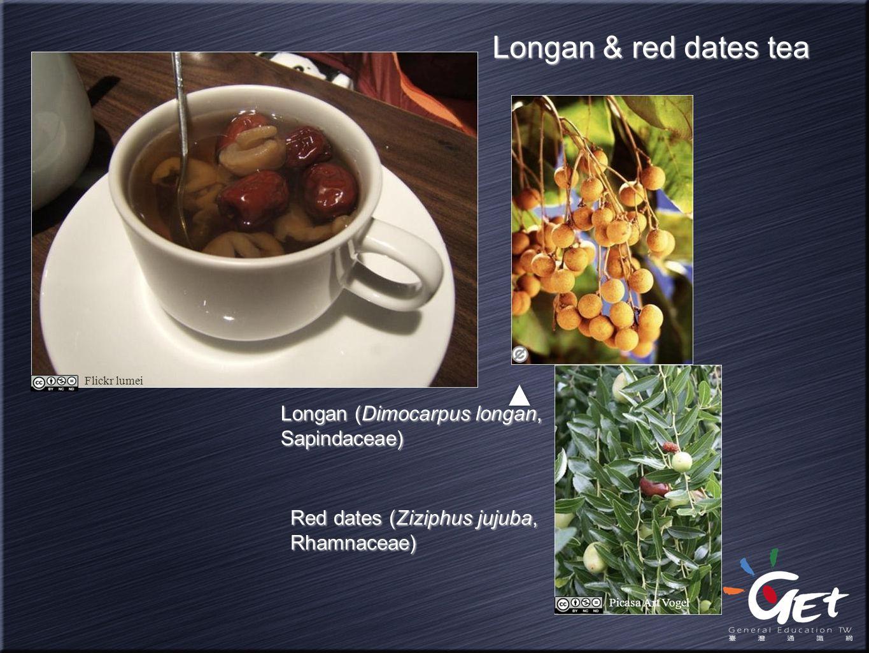 Longan & red dates tea Longan (Dimocarpus longan, Sapindaceae) Red dates (Ziziphus jujuba, Rhamnaceae) Picasa Art Vogel Flickr lumei