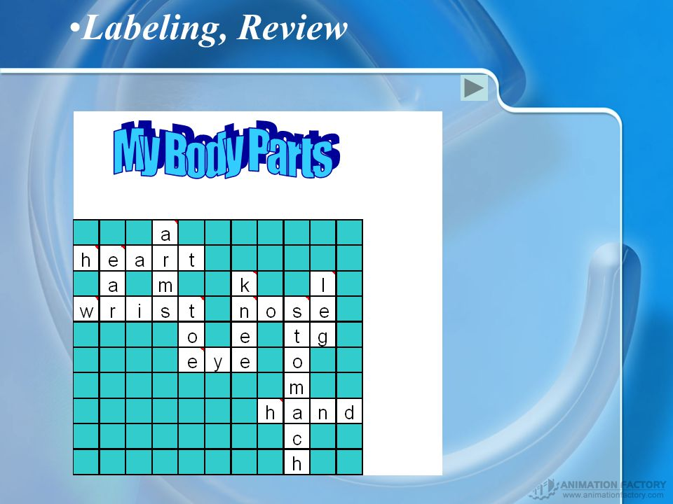 Labeling, Review