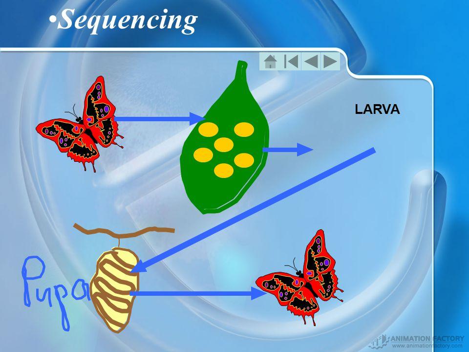 Sequencing LARVA