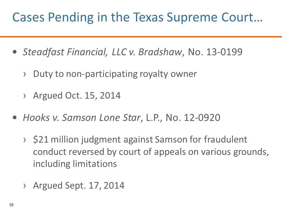 Steadfast Financial, LLC v. Bradshaw, No.