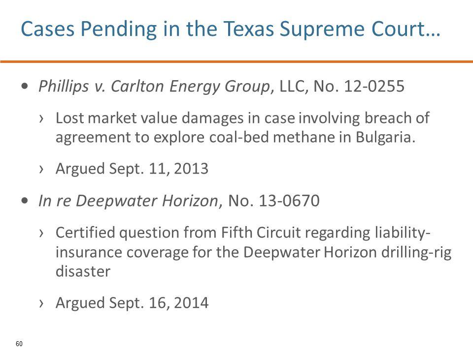 Phillips v. Carlton Energy Group, LLC, No.