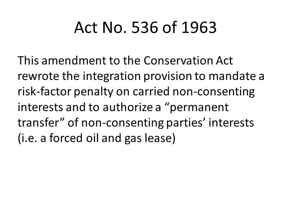Act No.
