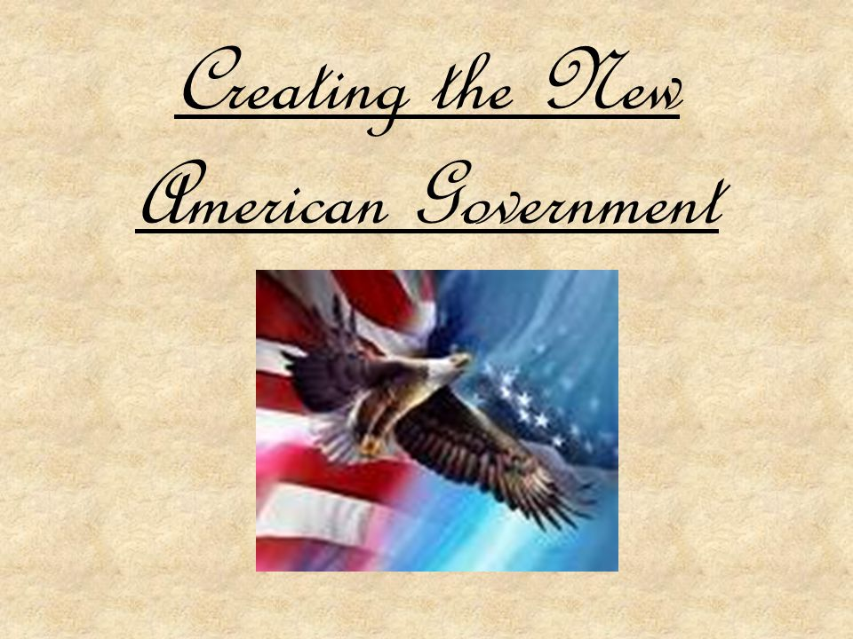 II.America at the Time When the Articles of Confederation Weren't Working A.
