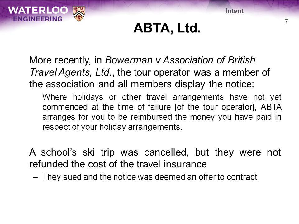 ABTA, Ltd.