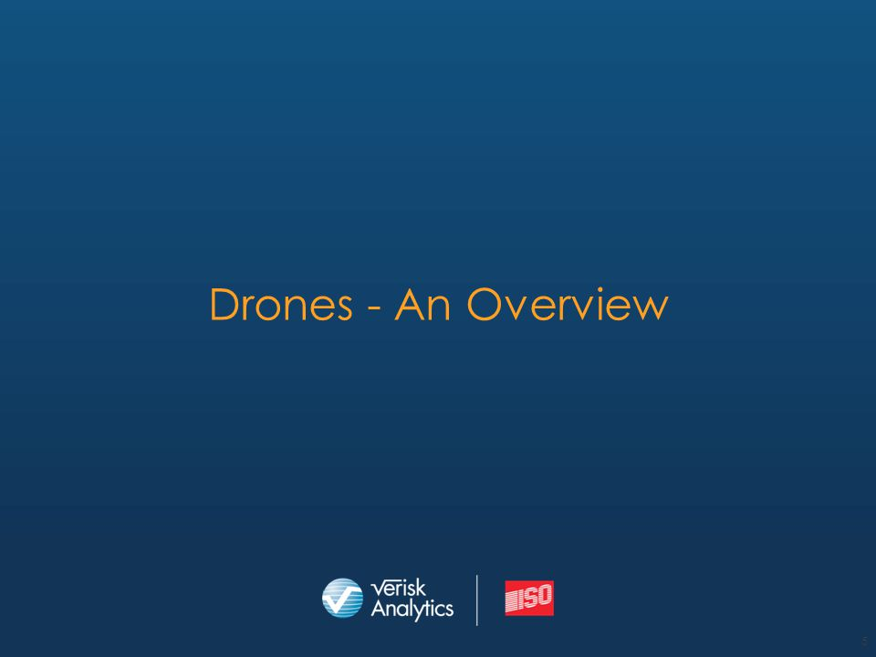 Drones - An Overview 5