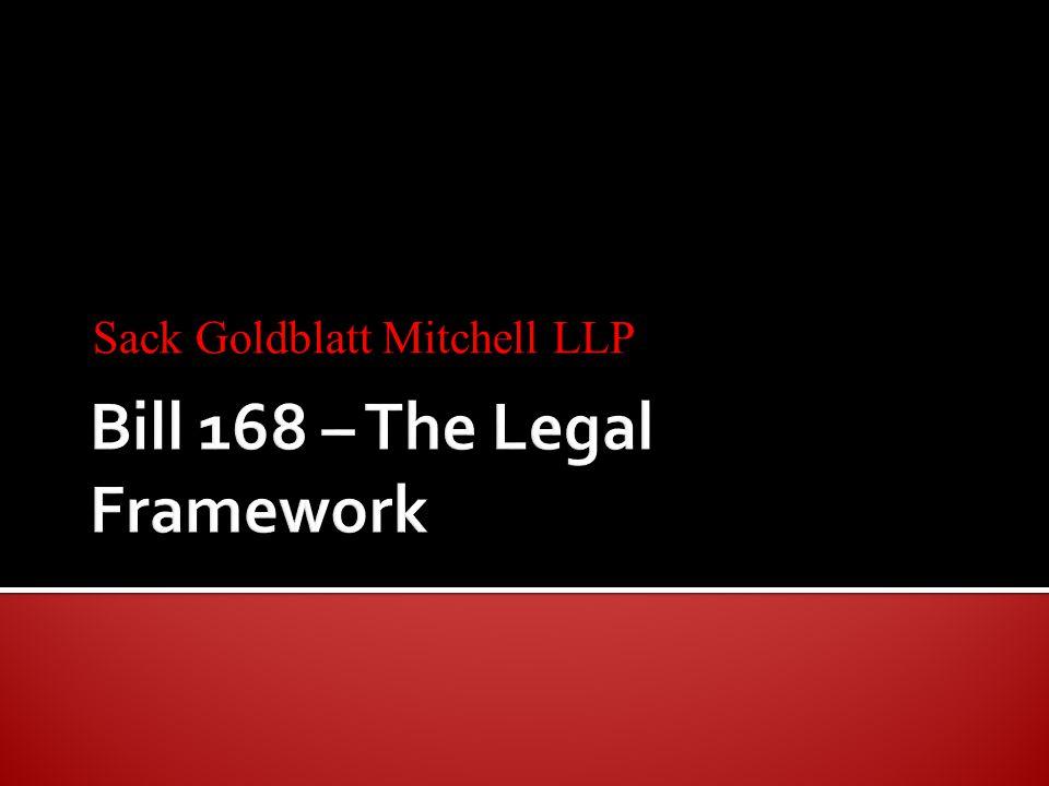 Sack Goldblatt Mitchell LLP