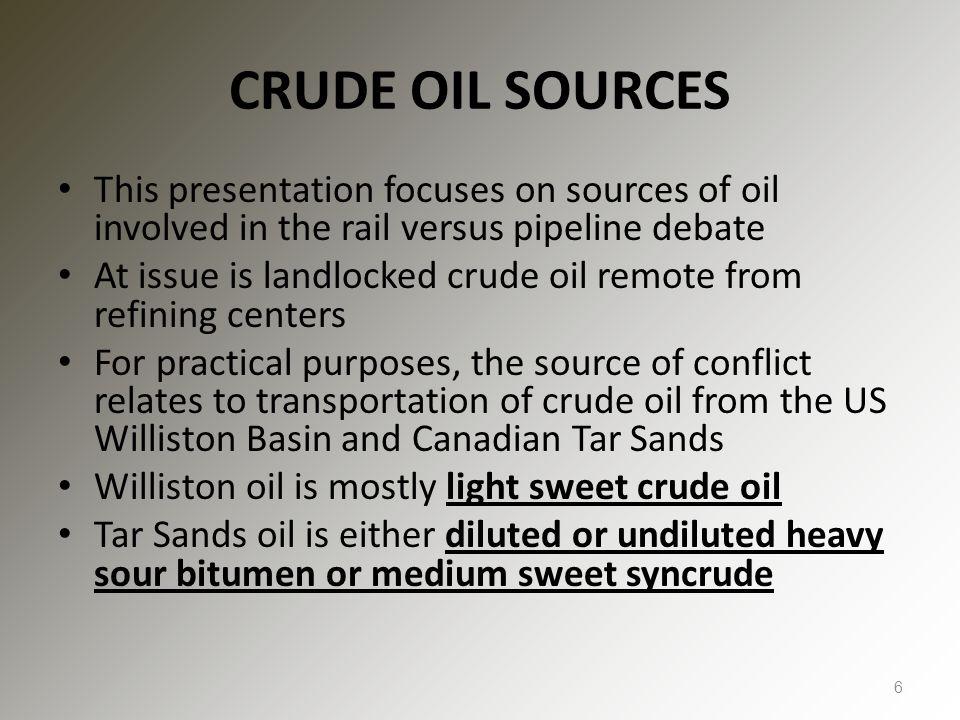 US WILLISTON BASIN CRUDE OIL EXPORT OPTIONS OCTOBER 2014 27 2014 Pipeline = 705,000 bpd; 2014 Rail = 1,260,000 bpd North Dakota Pipeline Authority October 2014