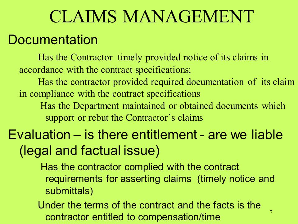 5-12.9 Certificate of Claim HH 5-12.9 Certificate of Claim: When submitting any claim, the Contractor shall certify under oath and in writing, in accordance with the formalities required by Florida law, that the claim is made in good faith, that the supportive data are accurate and complete to the Contractor's best knowledge and belief, and that the amount of the claim accurately reflects what the Contractor in good faith believes to be the Department's liability.