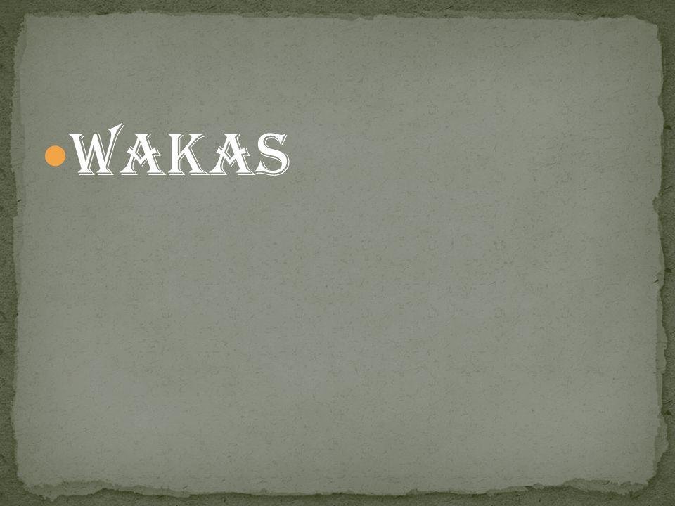 WAKAS