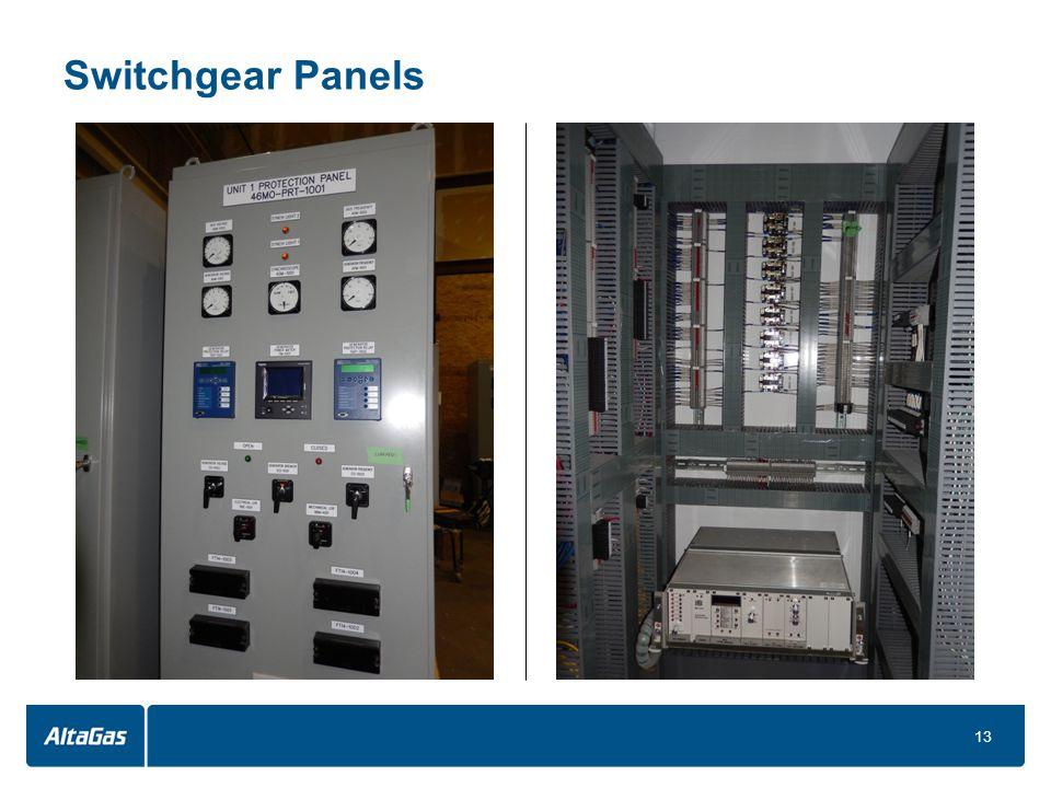 Switchgear Panels 13