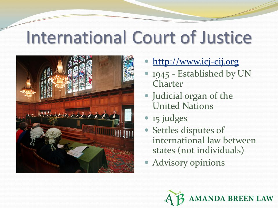 Sources of International Law Statute of the International Court of Justice Article 38 1.