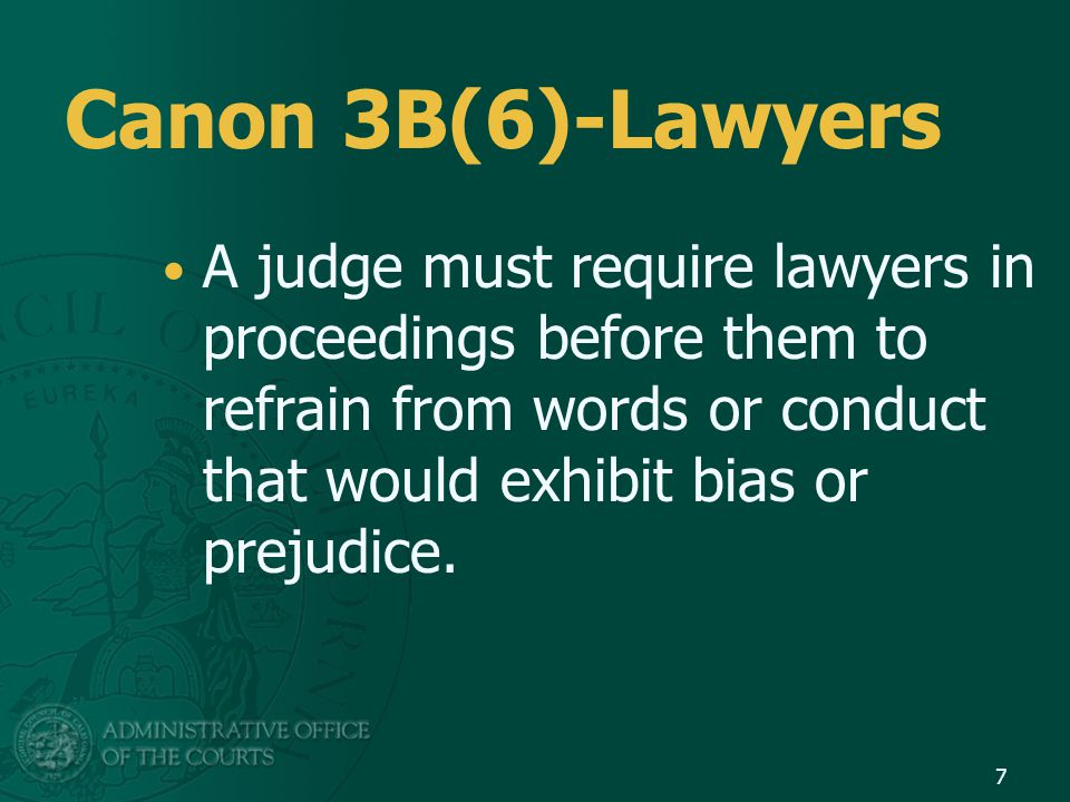 Factors a Judge Should Consider Before Entering into Mediation or Negotiations: Whether the judge should, in the course of these discussions, express an opinion on the merits or legal issues 38